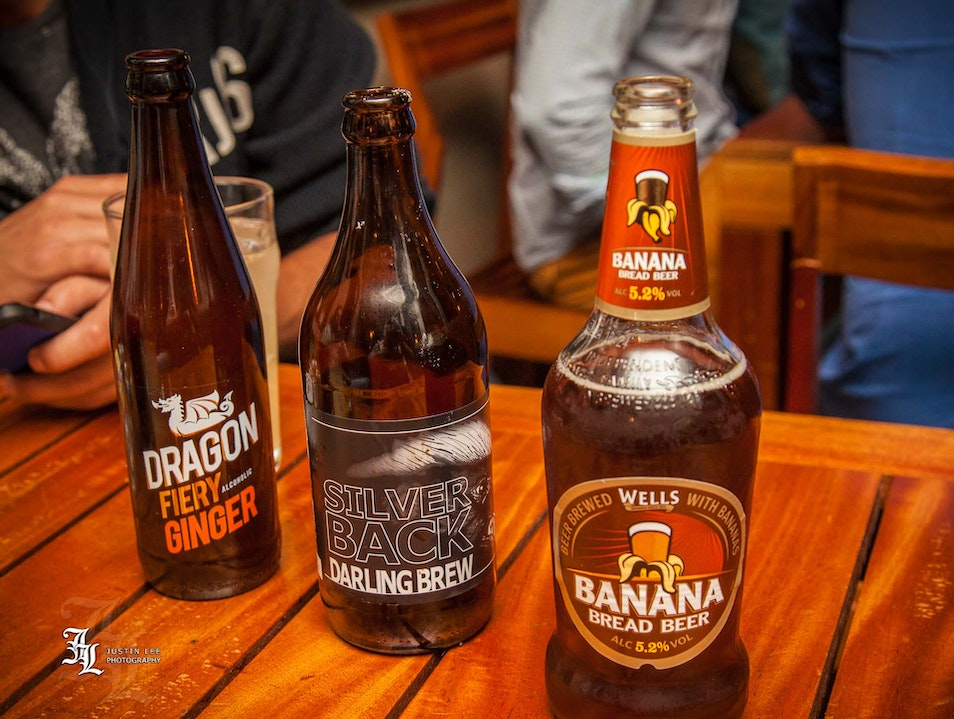 The Tale of The Dragon, The Gorilla & Some Banana Bread Sandton  South Africa