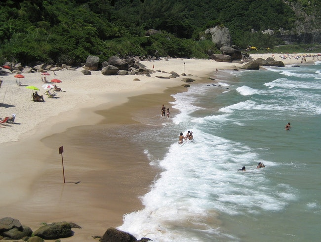 Rio's secret beaches
