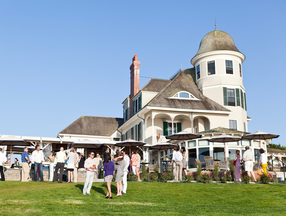 The Lawn Newport Rhode Island United States