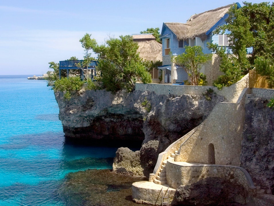 The Caves West End  Jamaica