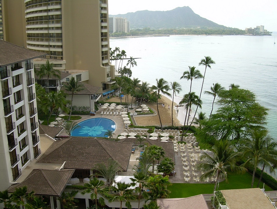 Globally Exceptional Hotel Honolulu Hawaii United States