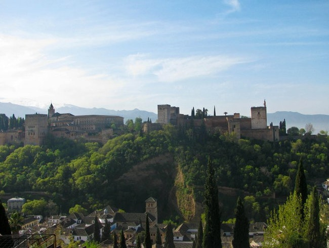The Best View in Granada