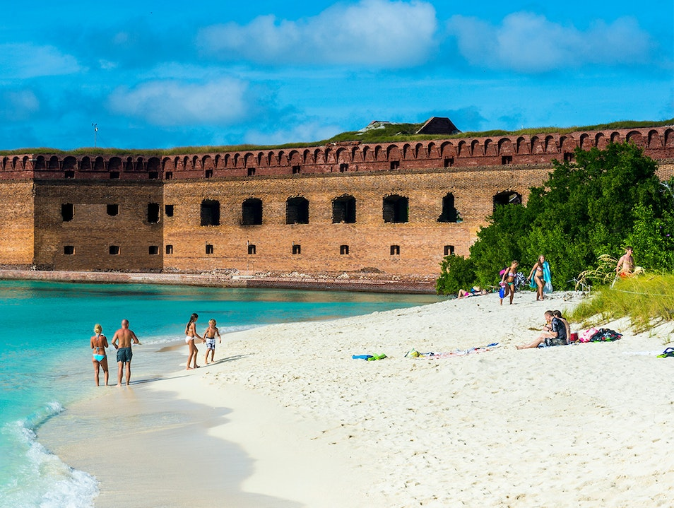 Dry Tortugas National Park  Florida United States