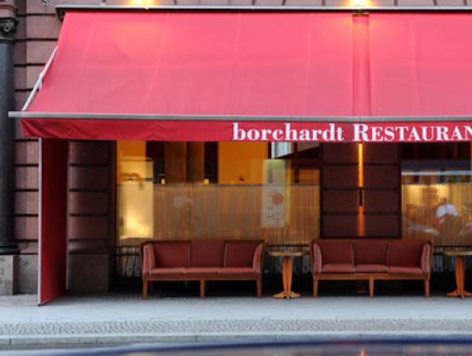 Borchardt Restaurant Berlin  Germany
