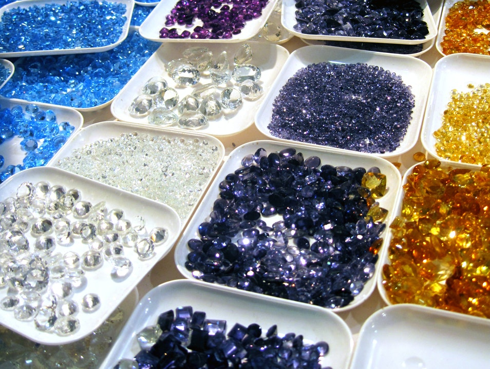 Gems and Minerals Galore