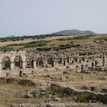 Archaeological Site of Volubilis Meknes-El Menzeh  Morocco