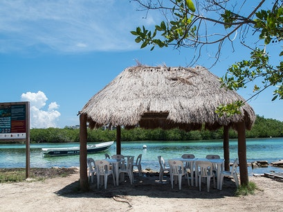 Restaurante Río Nizuc Cancun  Mexico
