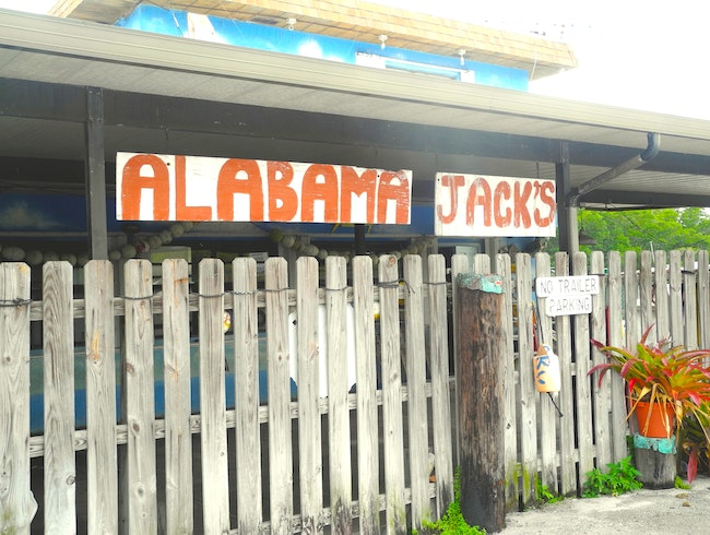 A Keys Experience at Alabama Jack's
