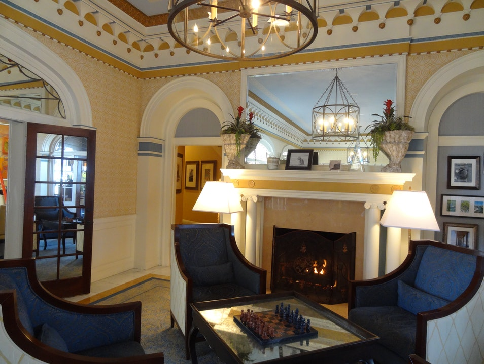 Stay at a historic European hotel with grand elegance