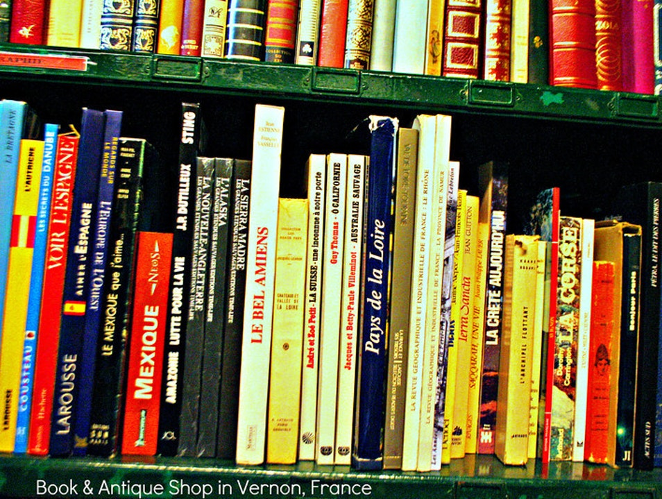 French books Vernon  France