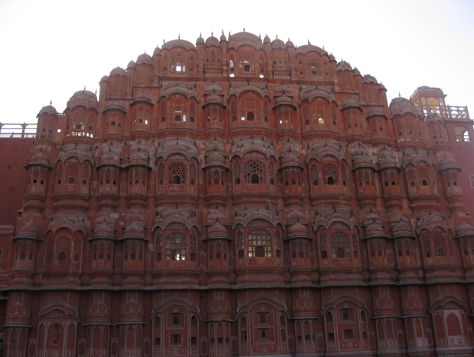 Hawa Mahal - Palace of Winds Jaipur  India