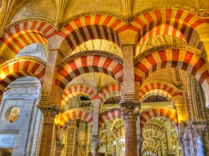 Cathedral-Mosque of Córdoba Cordoba  Spain