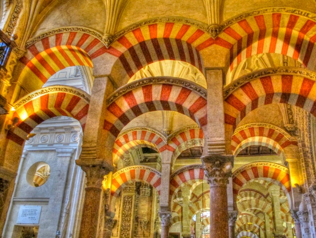 Mosque of Córdoba, Spain