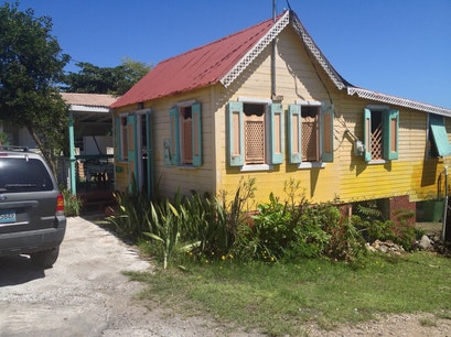 The Roti Hut George Hill  Anguilla