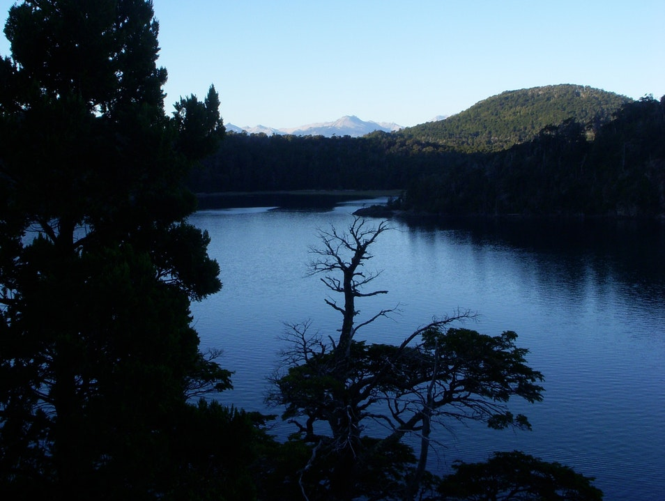 Oh, So This Is Why It's Called the Lake Region Bariloche  Argentina