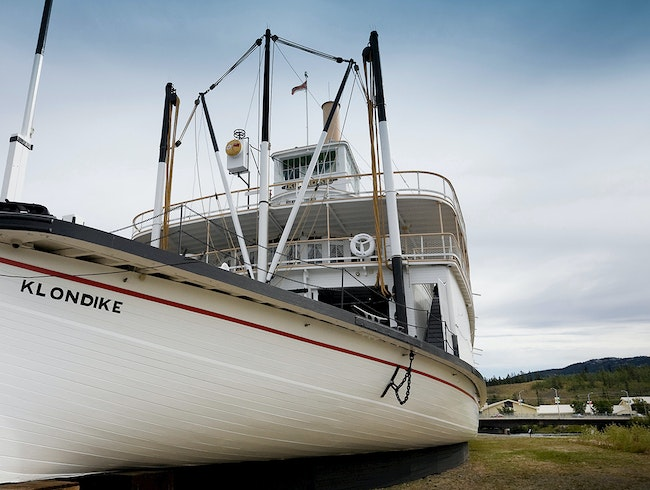 ss Klondike National Historic Site