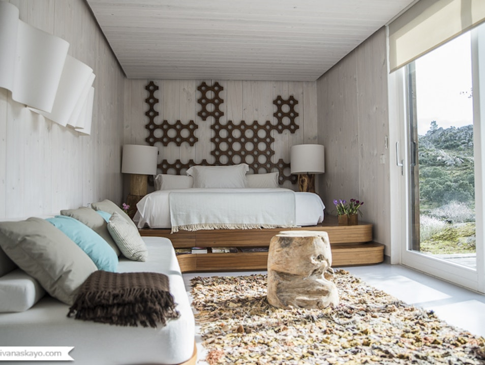 The Eco Suite in Casas do Coro Marialva  Portugal