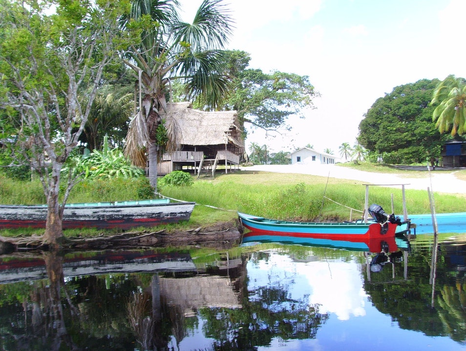 Experiencing Life on the Demerara River