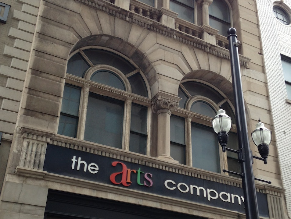 Take the Downtown Art Crawl to See Several Galleries