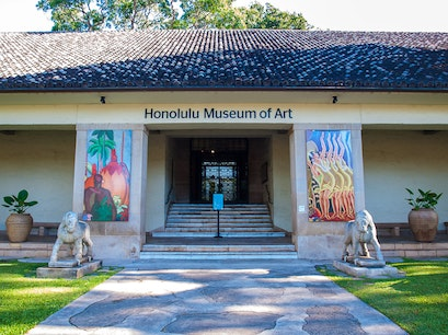 Honolulu Museum of Art Honolulu Hawaii United States