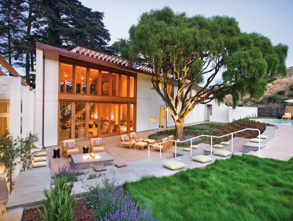Be Pampered at a Fabulous Sustainable Spa Sausalito California United States