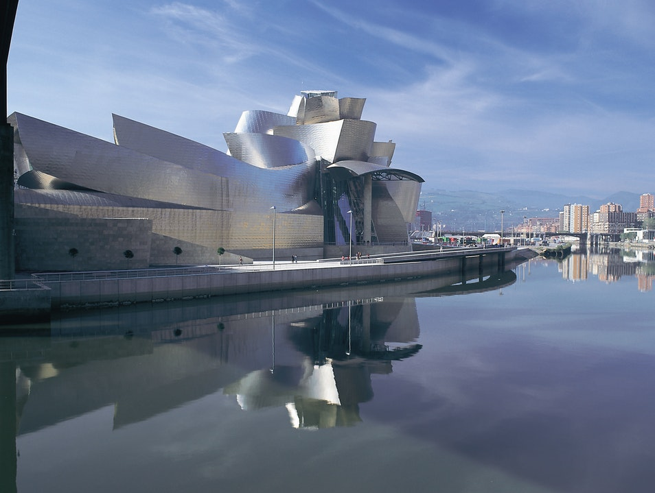 Art & Culture Bilbao  Spain