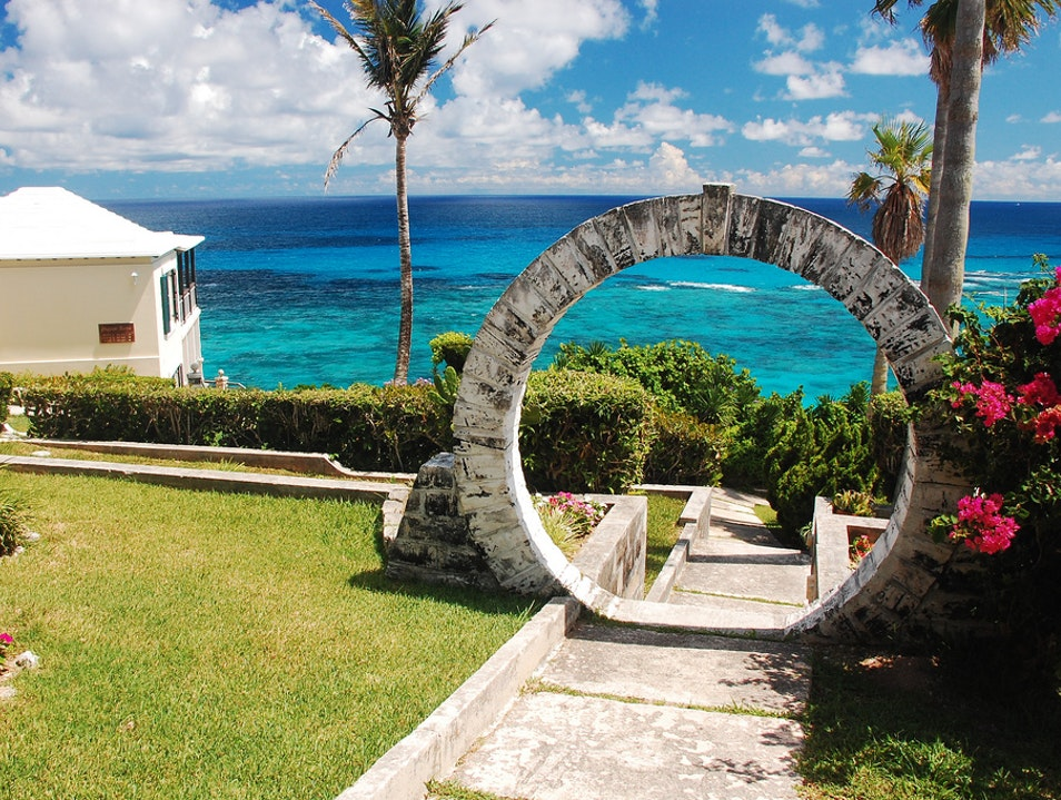 Moongates and Memories Devonshire  Bermuda