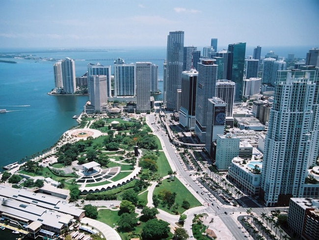 Park it: Downtown Miami