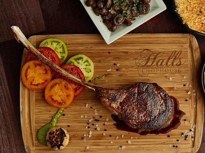 Halls Chophouse Charleston South Carolina United States