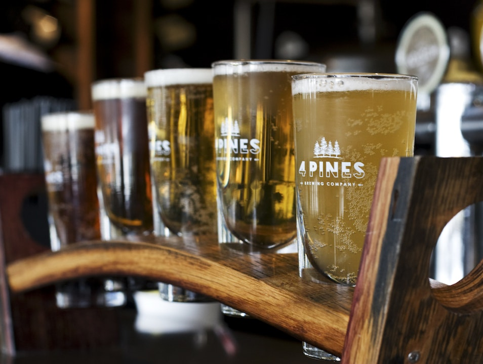 4 Pines Brewing Company Manly  Australia