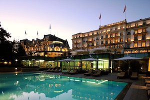 Beau-Rivage Palace SA Lausanne-Ouchy