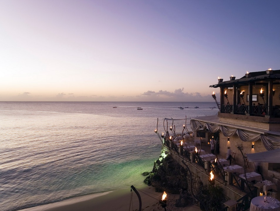 The Cliff Restaurant Durants  Barbados