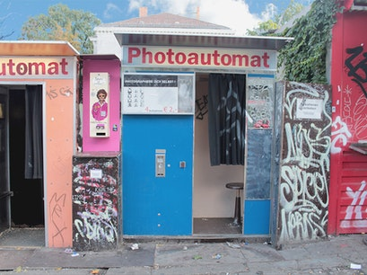 Photoautomat Berlin  Germany