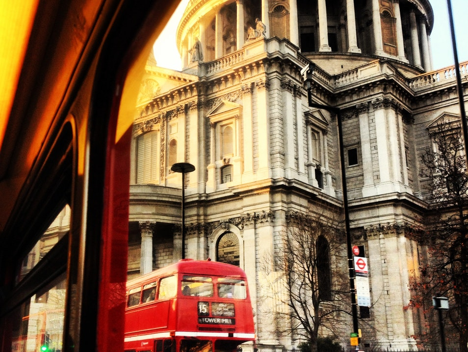 A Routemaster View of London London  United Kingdom