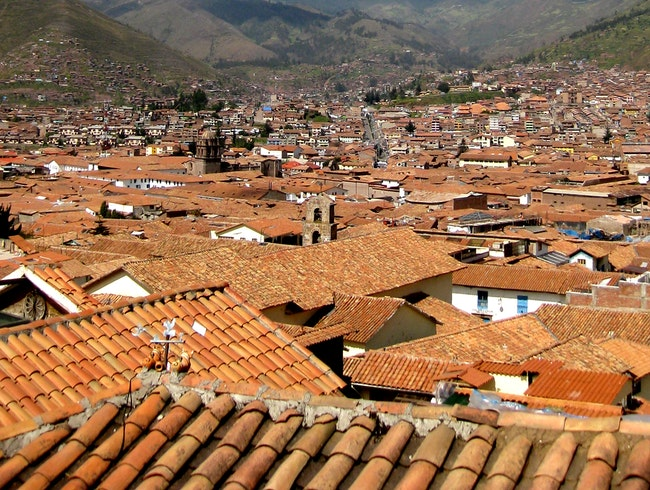 Experiencing Cusco From Above