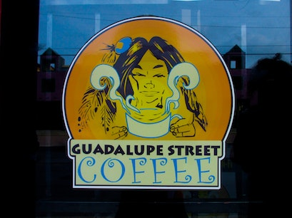 Guadalupe Street Coffee San Antonio Texas United States