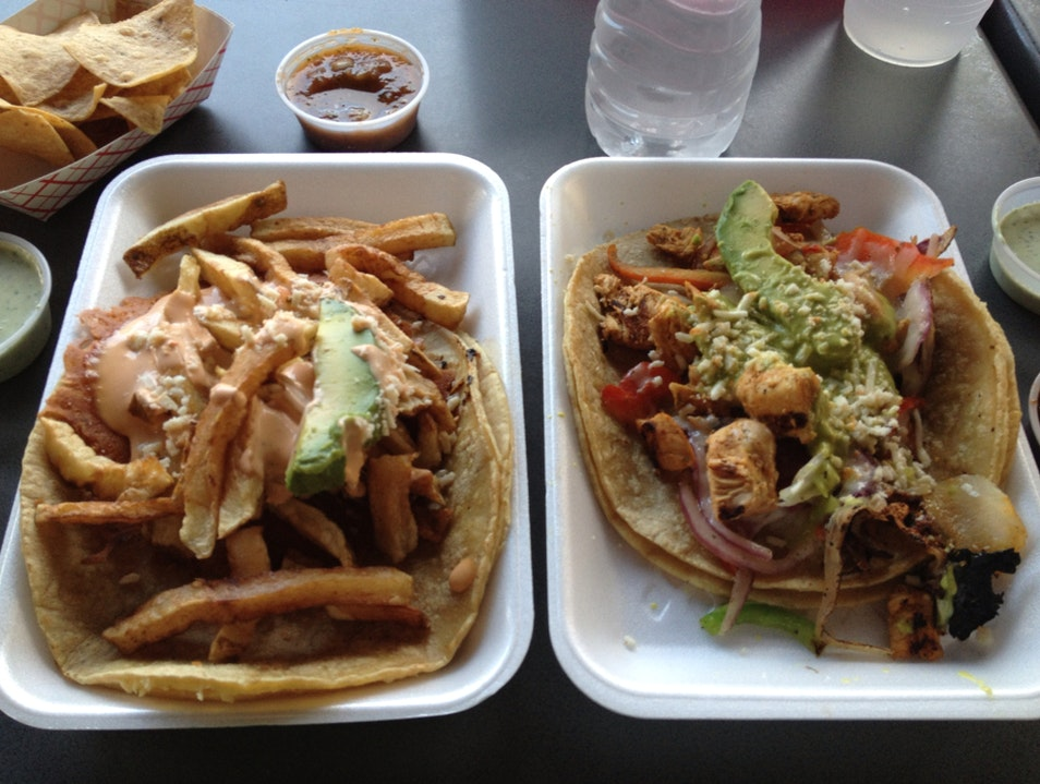 Best Tacos In San Diego San Diego California United States