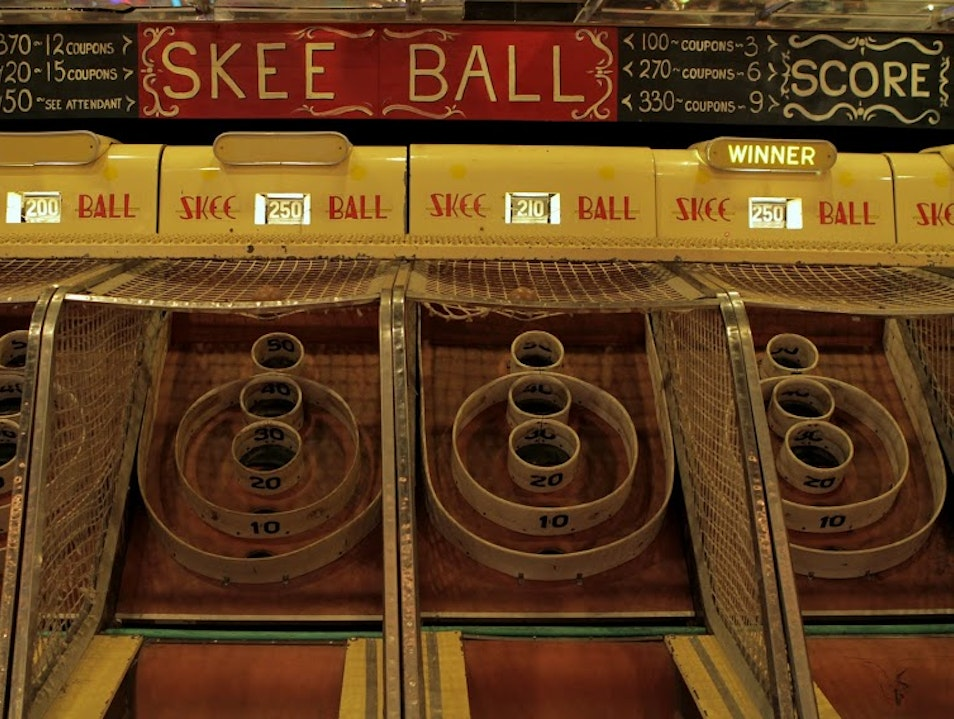 Ocean City Arcade Keeps The Good Times Rolling