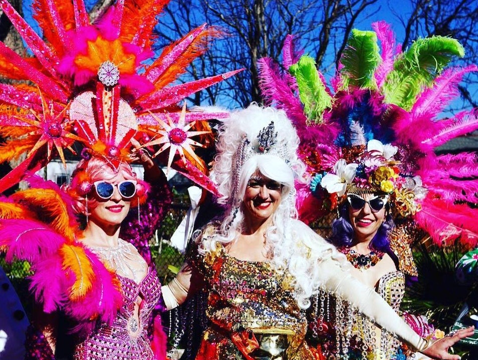 New Orleans Mardi Gras like a local New Orleans Louisiana United States