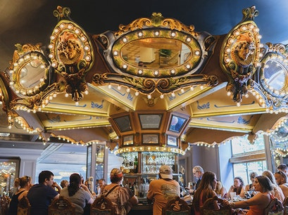 Carousel Bar New Orleans Louisiana United States