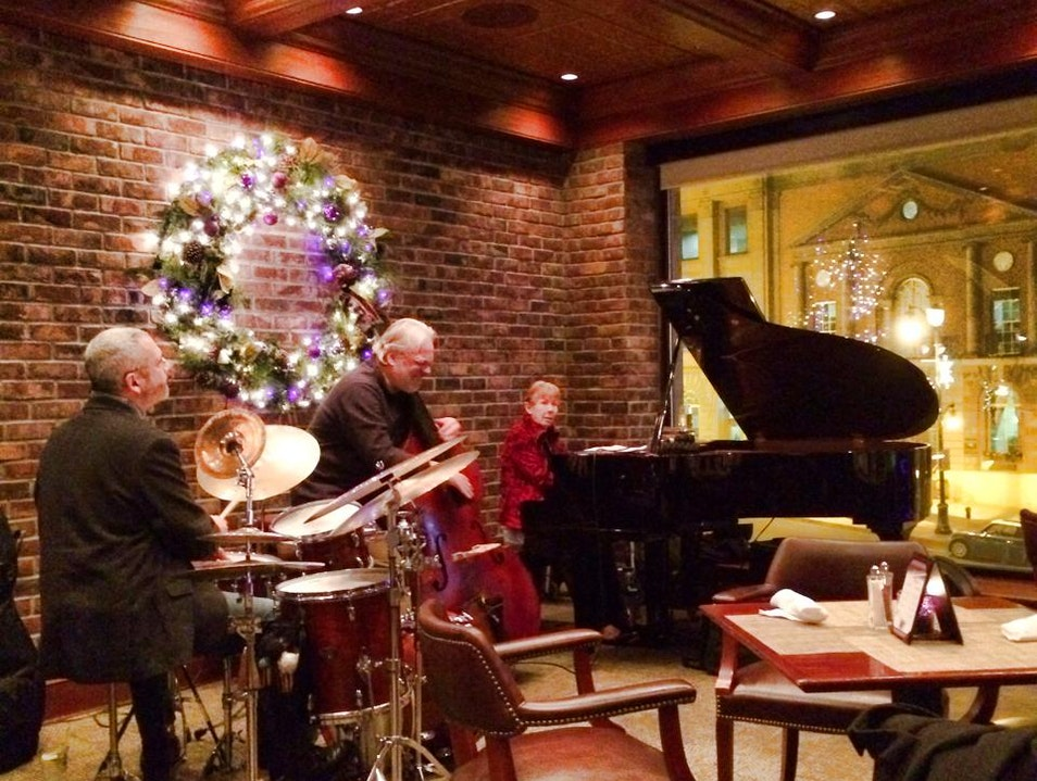 Saturday night jazz with the Lee Shaw Trio