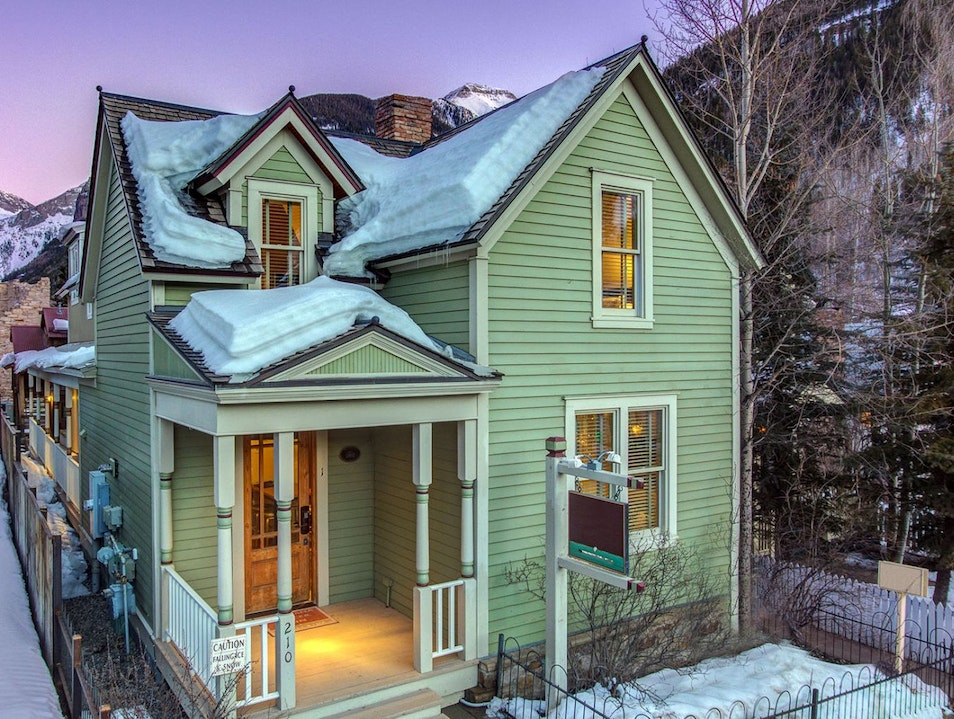 Dunton Town House Telluride Colorado United States
