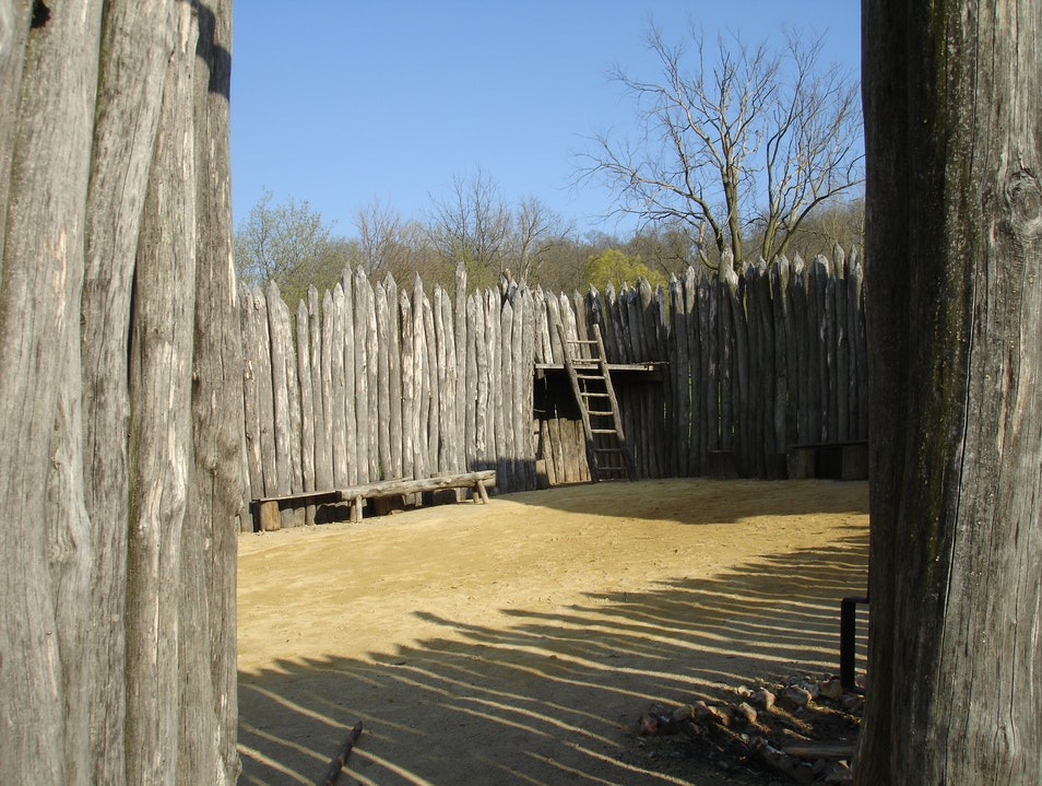 Living History at Apple River Fort Elizabethtown Illinois United States