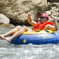 Wacky Rollers River Tubing   Dominica
