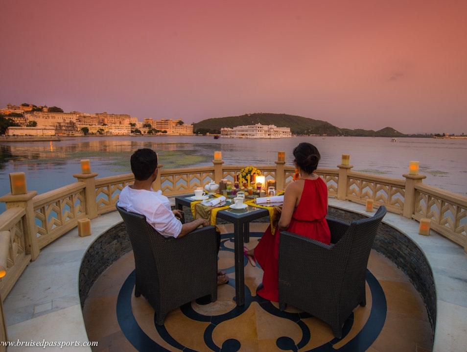 Live in an opulent palace on your vacation in India Udaipur  India