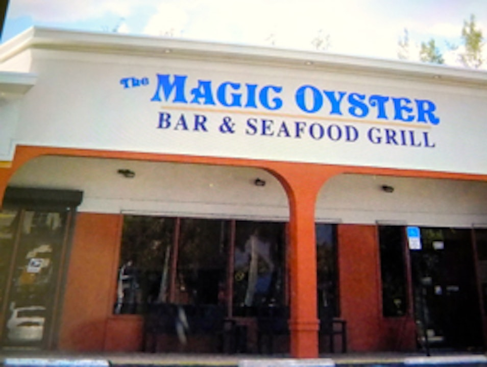 Oysters Anyone? Jensen Beach Florida United States
