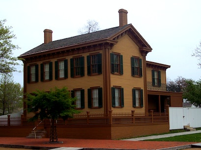 Lincoln Home National Historic Site Springfield Illinois United States
