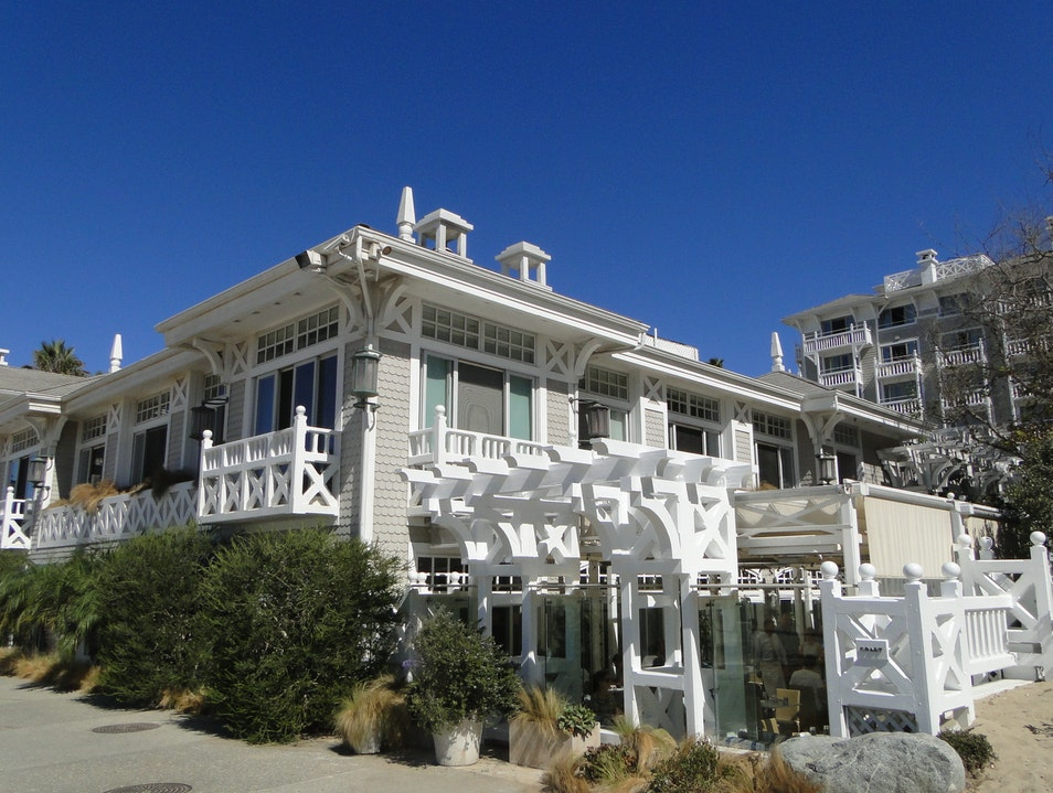 East Coast Chic At Shutters On The Beach Santa Monica California United States