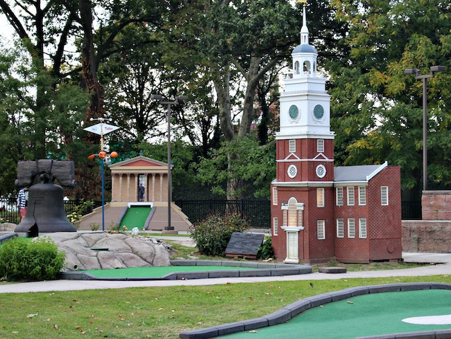 Fun activities for families at Franklin Square