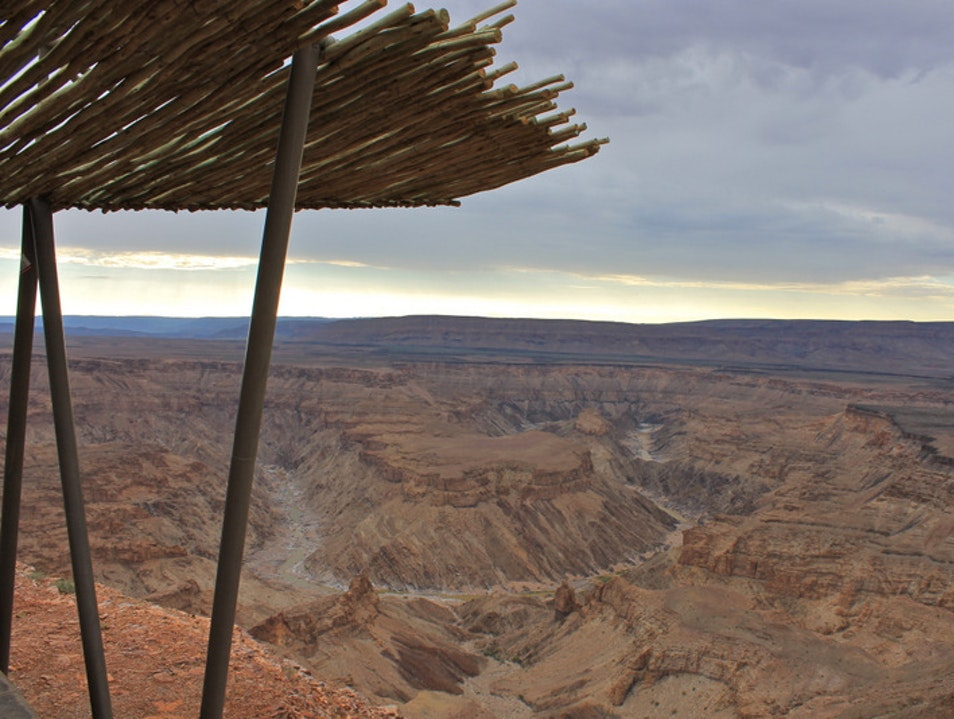 One Of The Largest Canyons In The World (And You've Probably Never Heard Of It)